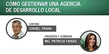 Cómo gestionar una agencia de desarrollo local entradas