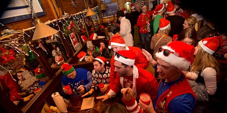 4th Annual 12 Bars of Christmas Crawl - Cleveland tickets