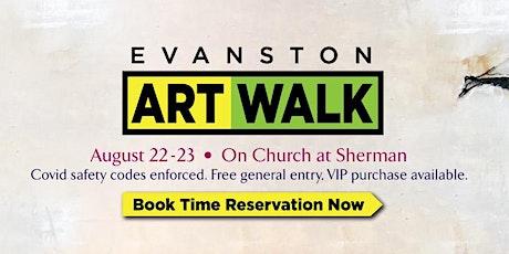 Evanston Art Walk tickets