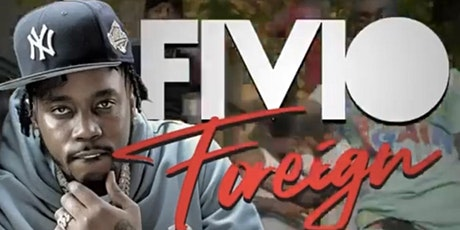Fivio Performing live!!! tickets