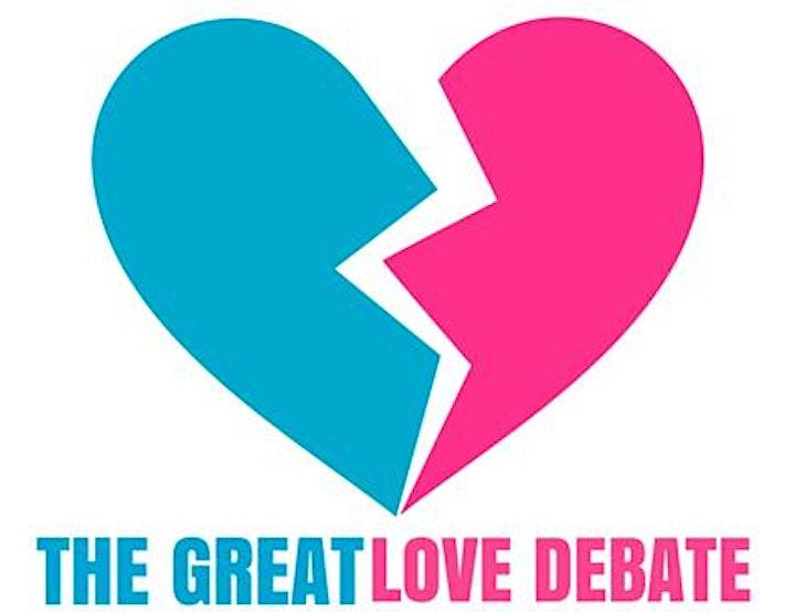 The Great Love Debate Returns To Dallas! image