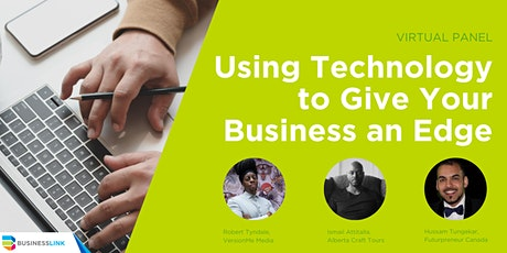 Using Technology to Give your Business an Edge tickets