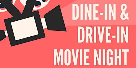 Ardor Presents Dine-In & Drive-In Movie Night tickets