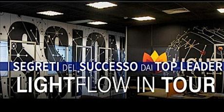 LightFlow in TOUR- Sassari biglietti