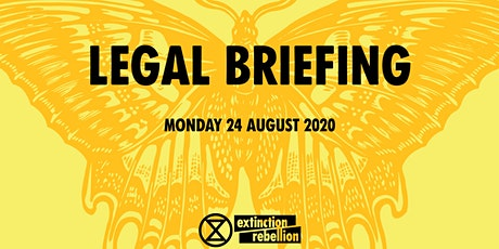 Legal Briefing tickets
