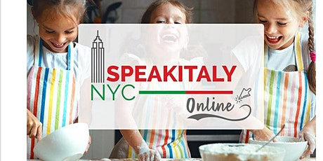 In-Person Italian Cooking Class for Kids (Saturday at 2PM) tickets