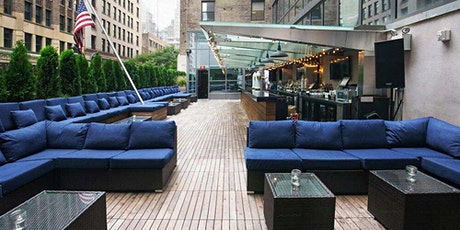 NYC Rooftop Singles Mingle (Free Drink!) tickets
