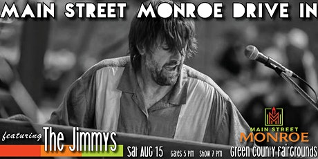 Main Street Rocks: The Concert featuring The Jimmys tickets