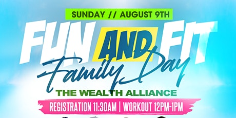 Fun and Fit Family Day tickets