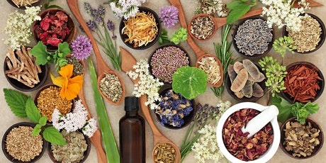 Professional Herbalism Info Session - Ayurveda, Chinese and Western Herb tickets