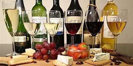 Crazy Canapés! Virtual Wine Tasting with Wine Sensation! tickets