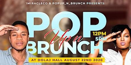POP UP N BRUNCH tickets