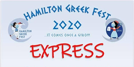 2020 Hamilton Greek Fest Express tickets