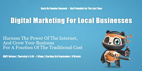Digital Marketing For Local Businesses tickets