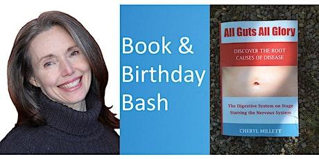 Book & Birthday Bash - All Guts All Glory - Cheryl Millett tickets