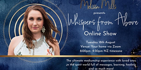 Whispers from Above Online Show tickets