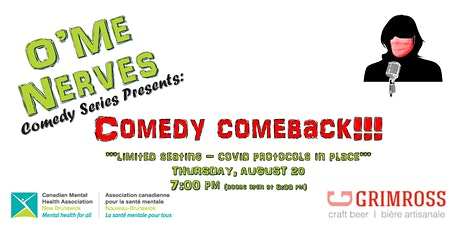 O'Me Nerves Comedy Series Presents: Comedy Comeback!!! tickets