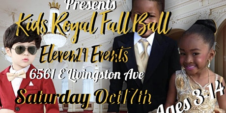Royal Fall Ball tickets