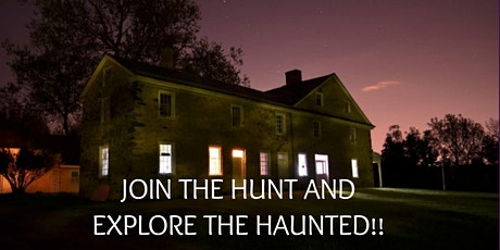 Paranormal Investigation at the Haldeman Mansion tickets