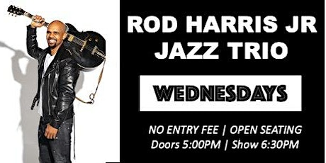 Real Jazz | Featuring the Rod Harris Jr. Trio tickets