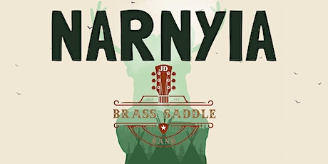 JD & The Brass Saddle Band at Narnyia Music and Art Car Festival tickets