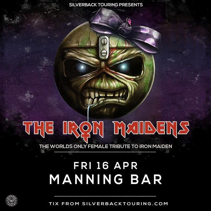 The Iron Maidens - Carbon Black support ticket image