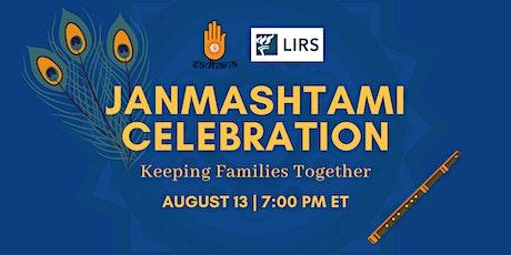 Janmashtami Celebration: Keeping Families Together tickets