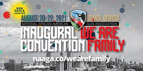 NAAGA Inaugural Convention tickets