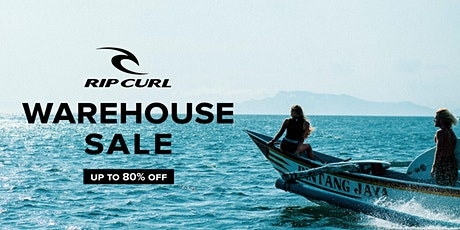 RIP CURL Warehouse Sale - Santa Ana, CA [STAND BY] tickets