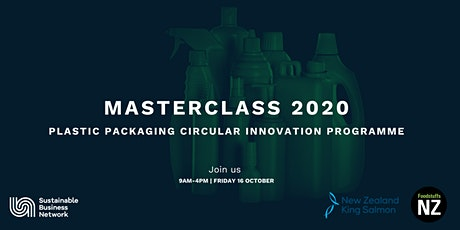 Plastic Packaging Masterclass 2020 tickets