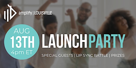 Amplify Louisville Launch Party tickets