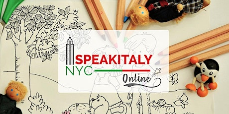 Online Italian Art and Craft (Monday at 6:30PM) tickets