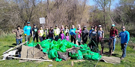 SB Clean Creek and Guadalupe River Park Conservancy - Cleanup Event tickets
