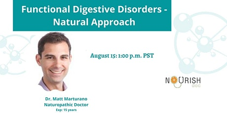 Functional Digestive Disorders - The Coherent Method tickets