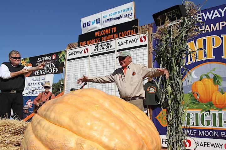47th Safeway World Championship Pumpkin Weigh-Off, Half Moon Bay image