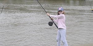 FULLY BOOKED! Krank for LCC - Fishing by the River at...