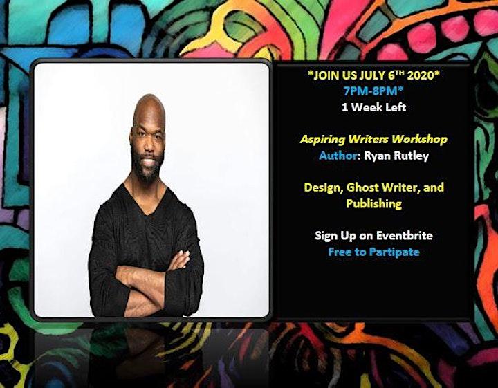 Aspiring Writers image