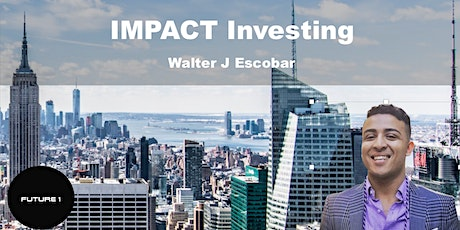 Impact Investing tickets