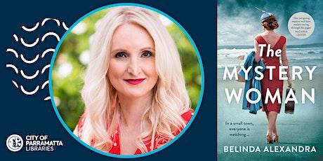 In Conversation with Belinda Alexandra - via Zoom Webinar tickets