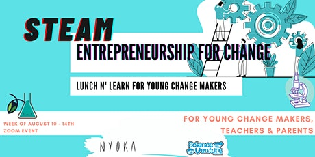 Entrepreneurship for Change! tickets