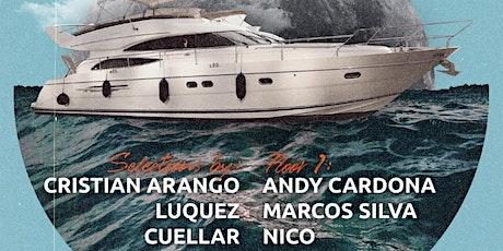 House Midnight Yacht Party at Skyport Marina Cabana Yacht tickets