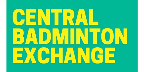 Central Badminton Exchange 2020 tickets