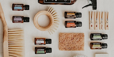 Essential Oils and Low Tox Cleaning - Gold Coast tickets