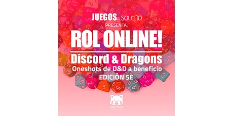 Rol Online: Discord and Dragons ingressos