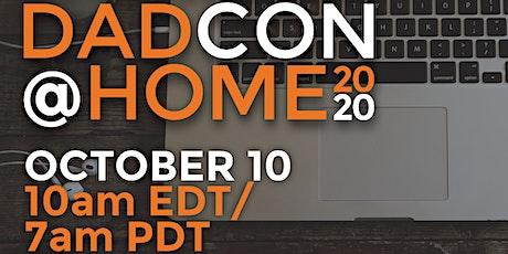 DadCon@Home 2020 tickets
