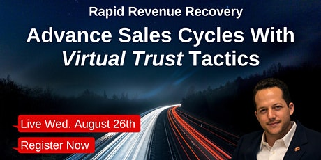 Trust-Building Tactics for Rapid Revenue Recovery tickets
