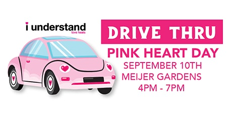 Pink Heart Day Drive Thru tickets