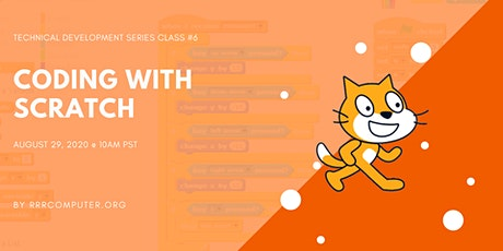 Coding with Scratch tickets