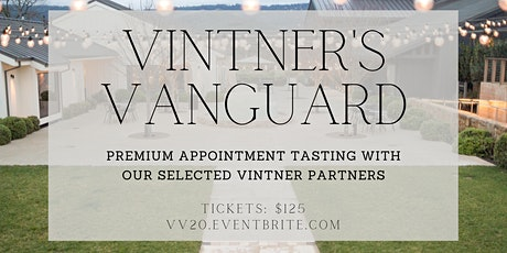 Vintner's Vanguard tickets