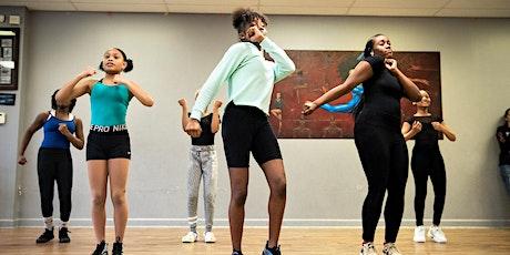 Free Afrobeats Dance Classes tickets